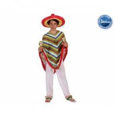 Disfraces de Mejicanos Disfraz de mexicano para Hombre