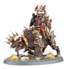 Lord of Khorne on Juggernaut