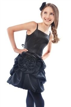 db67762bba93 29 Best Lil Black Dresses  For Lil Girls images