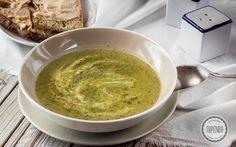Zupa krem z brokułów - przepis - Tapenda.pl
