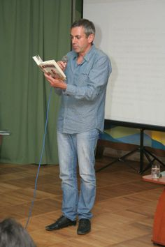 Володимир Камінер. Авторське читання