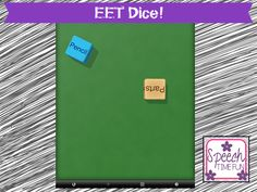 EET Dice: Learn about a fun free app that can be used with the EET!