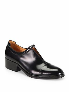3.1 Phillip Lim Bombay Leather Oxfords