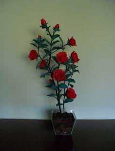 Arranjo de Flores em Eva                                                                                                                                                      Mais