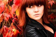 Gothic and fantasy polish photomodel Lizzy Cure