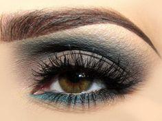 Dumanlı Göz Makyajı Yapımı  http://www.yenisacmodelleri.com/dumanli-goz-makyaji-nasil-yapilir.html