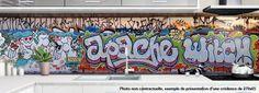 crédence MUR BERLIN - design-credence-deco.fr