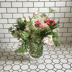 Hawthorne Flower Arrangement