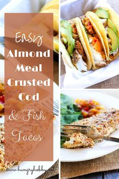 Almond Meal Crusted