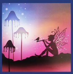 4 mystical fairies