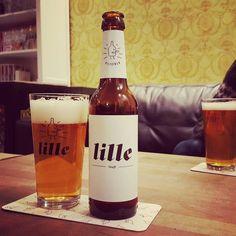 lille Pils. Neu. Geil.  #craftbeer #craftbier #kiel #lillebräu #pilsener #pilsner #pils #lille #beerlove #beerporn #instabeer #beerstagram #beergasm #beernerd #beergeek #drinkcraft #craftbeerlife #craftbeerporn #beer #bier #cheers #prost #craftbeerkiel #ilovebeer #drinkcraftnotcrap #drinkmorebeer