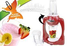 Magic Smoothie maker  Pripravte si Vaše obľúbené ovocné nápoje zdravo a chutne so SMOOTHIE MAKEROM teraz len za 33,55 eur namiesto pôvodných 59,90 eur! Vyberte si obľúbené ovocie, pridajte trocha medu, obráťte pohár smerom dole a 72-tisíc otáčok za minútu sa postará o hotovú explóziu lahodných chutí! Skvelá zľava 44% na Magic SMOOTHIE MAKER, s ktorým si teraz pripravíte zdravé ovocné šťavy bez akýchkoľvek problémov!