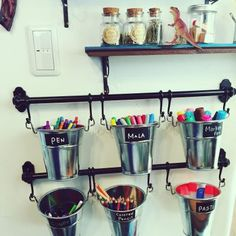 18 Completely Genius Home Organizing Hacks from JapanThese space-saving organizing hacks come from Japan and they are absolutely brilliant! In this post, you will learn how to organize nearly every room . Organisation Hacks, Home Organization Hacks, Purse Organization, Kitchen Organization, Organizing Ideas, Wire Grid Panels, Toy Rooms, Little Kitchen, Bathroom Essentials