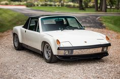 Bid for the chance to own a 1975 Porsche 914-6 GT Tribute at auction with Bring a Trailer, the home of the best vintage and classic cars online. Lot ##5771.