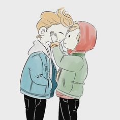 Cute little Evak fanart
