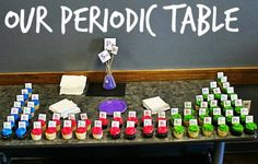 "Make an ""NC"" element (periodic table). Fondant insert in cupcakes."