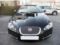 Jaguar XF S #cars