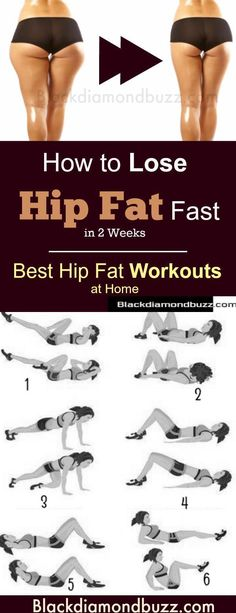 How to Lose Hip Fat Fast at Home 7 Best Hip Fat Workouts At Home How to Reduce Weight from Hips and Thighs in a week How To Reduce Cellulite In A Week Does Running Get. Leg Workout At Home, Hip Workout, Fitness Workouts, Easy Workouts, Workout Videos, At Home Workouts, Workout Exercises, Exercises For Hip Fat, Side Workouts
