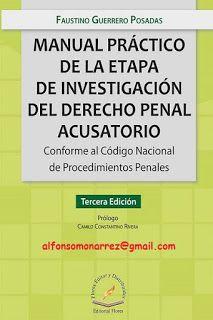 LIBROS EN DERECHO: MANUAL PRÁCTICO DE LA ETAPA DE INVESTIGACIÓN DEL D...