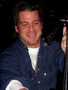 Christian Kane  dont know who to credit for this one