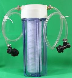 """10"""" beer #filter - #cornelius keg - home brewing - all #grain - dry hopping,  View more on the LINK: http://www.zeppy.io/product/gb/2/171954282912/"""
