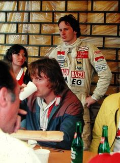 Arnoux - Villeneuve, Brazil 1980