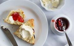 How to Make Crème Fraiche - or Mock Clotted Cream for Afternoon Tea   Babble