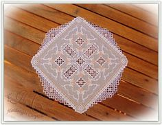 Drawn Thread, Hardanger Embroidery, Decorative Boxes, Macrame, Home Decor, Farmhouse Rugs, Vases, Trapper Keeper, Wedding