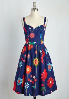 Fittingly Serendipitous Dress, @ModCloth