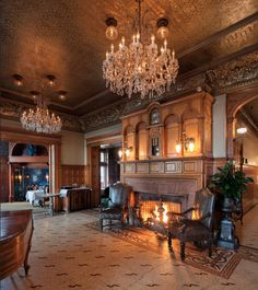 The Whitney Mansion - Detroit, MI Photo by Dave Duey