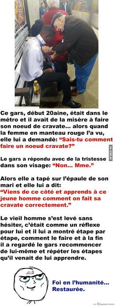 Oh c'est génial ! Faith In Humanity Restored, Happy Fun, Some Quotes, Love Life, Quotations, Funny Quotes, Jokes, Positivity, Messages