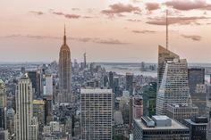 Manhattan sunset by JUANJO CAMPA on 500px