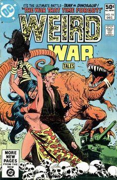 Weird War Tales 94