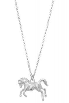 Tomshot Halskette mit Pony-Anhänger. www.styleserver.de
