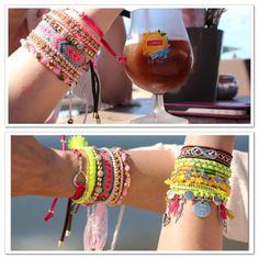 Bekijk al onze trendy super leuke Ibiza style armbanden www.armbandonlinekopen.nl