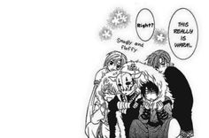 Kija • Zeno • Hak • Shinha • Jaeha  Akatsuki No Yona - I can see Yona just giggling at them