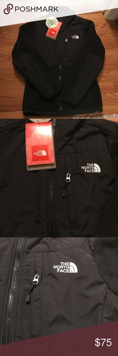 Brand new NWT the north face jacket fleece NWT the north face jacket The North Face Jackets & Coats