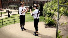 How to perform a Victorian-style Morris Dance - with the Hammersmith Mor...