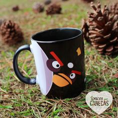 Angrybirds - Black
