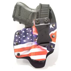 Non-tuckable inside the waist band with custom graphic mold. Concealed Carry, Usa Flag, Sling Backpack, Backpacks, Band, Collection, Sash, Backpack, Bands
