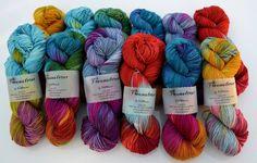 Wollträume - Traumsterne Merino Lifestyle, Handgefärbte Wolle, Merino, selbstgefärbte Wolle, handgefärbte Socken