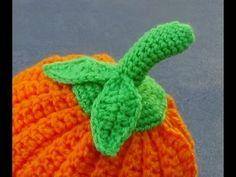 Pumpkin Top Crochet Tutorial - YouTube from bob wilson...she is pretty awesome