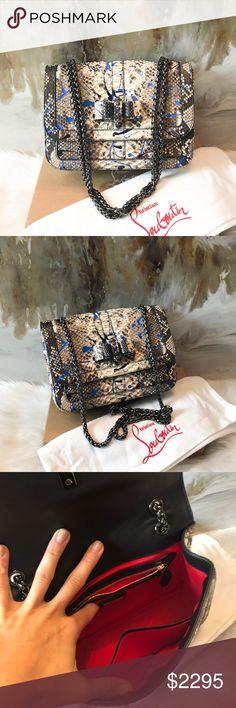 cb76e832f55 678 parasta kuvaa: Christian loubout bags... – 2019 | Christian ...