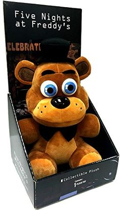 "Officially Licensed Five Nights At Freddy's 10"" Boxed ..."