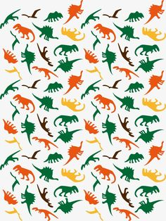 Dinosaur pattern background All Over Graphic Tee by Dinosaur Pattern, Cute Dinosaur, Dinosaur Party, Kids Wallpaper, Polymer Clay Crafts, Nature Animals, Background Patterns, Art And Architecture, Clipart