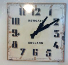 Clock for Living Room or Kitchen