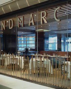 #Landmarc #Restaurant #Clodagh #ClodaghDesign