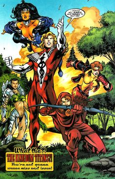 Troia DC Comics | Teen Titans (Earth-22)