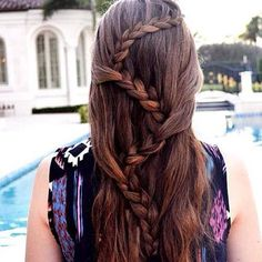 crazy braid