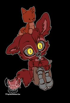 Awwwwwwwwwww I love fnaf most of all I over he stories behind the making of each character and why they made fnaf in the first place cause most people don't even know the true fnaf and the true story behind it all. Animatronic Fnaf, Foxy And Mangle, Fnaf Wallpapers, Fnaf Characters, Fnaf Sister Location, Fnaf Drawings, Pretty Drawings, Anime Fnaf, Fanart
